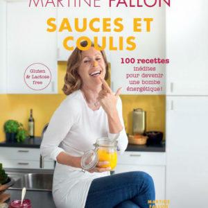 livre Sauces et Coulis - cover